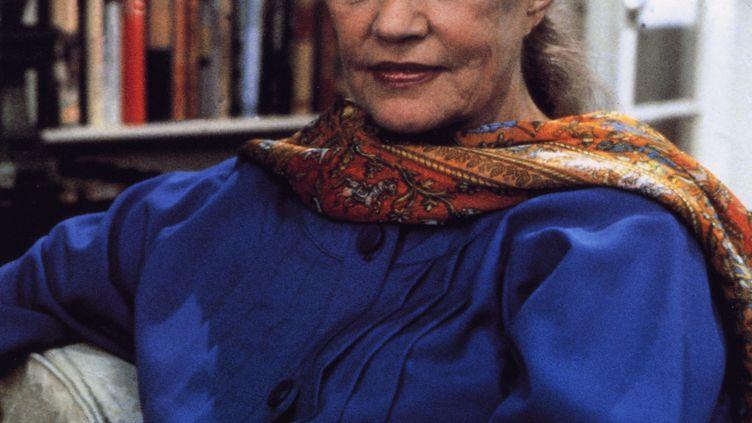 Jeanne Moreau a plusieurs fois soutenu publiquement les droits des femmes. (COLLECTION CHRISTOPHEL)