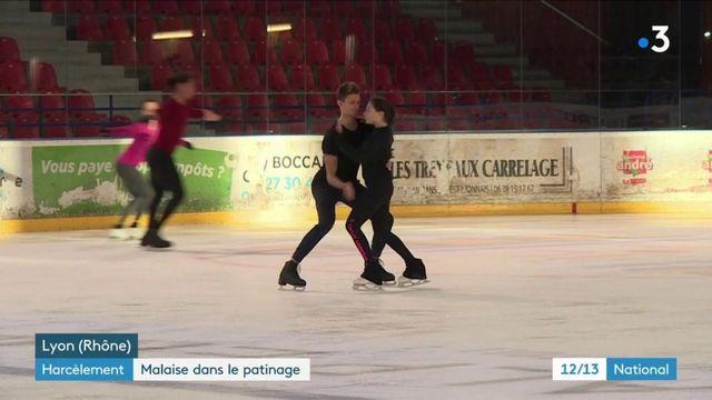Agressions sexuelles : malaise dans le patinage français