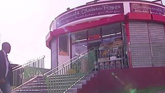 Corbeil-Essonnes : une épicerie de la cité des Tarterêts au coeur d'une affaire de racket