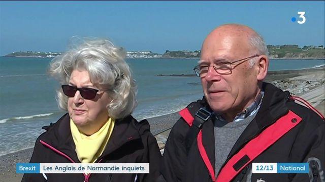 Brexit : les Anglais de Normandie inquiets