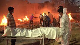 Covid-19 : l'Inde dépassée par la crise sanitaire, se retrouve en plein chaos (France 2)