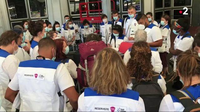 Covid-19 : La Réunion envisage l'évacuation sanitaire de malades vers la métropole