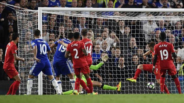 Le but de Diego Costa n'a pas suffi pour Chelsea