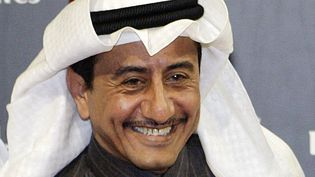 L'acteur saoudien Nasser al-Qassabi  (AFP / STR)