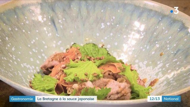 Gastronomie : quand le terroir breton rencontre la cuisine japonaise