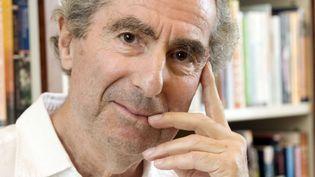 L'écrivain Philip Roth à New York, le 8 septembre 2008. (RICHARD DREW / AP / SIPA / AP)