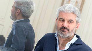 L'écrivain Laurent Gaudé  (Daniel Fouray / Ouest France / PhotoPQR / MAXPPP)
