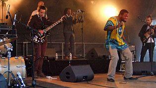 Ephemerals sur scène à Beauvais  (Laurent Hakim)
