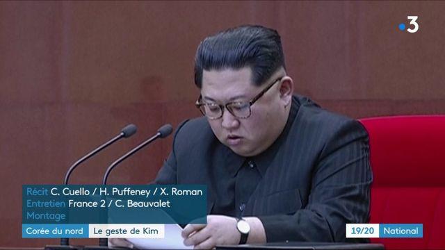Corée du Nord : Kim Jong-un annonce la fin de ses essais nucléaires