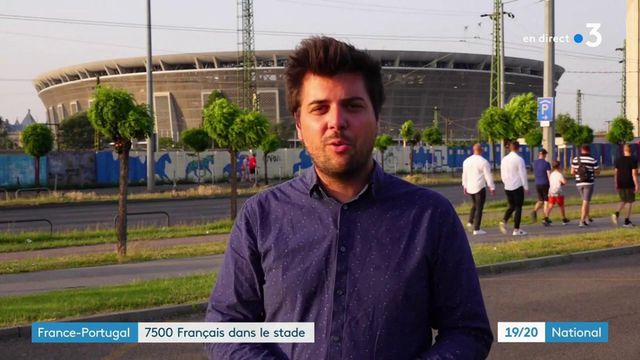 Euro 2021 : 7 500 Français à la Puskas Arena pour France-Portugal