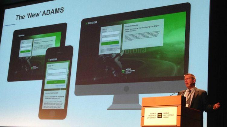 La présentation du nouveau système ADAMS à Lausanne