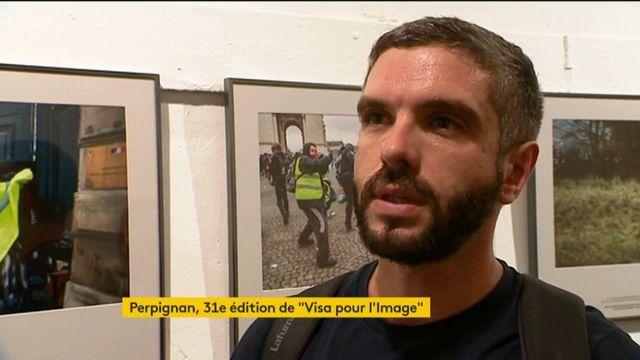 """A Perpignan, 31e édition du festival photographique """"Visa pour l'image"""""""