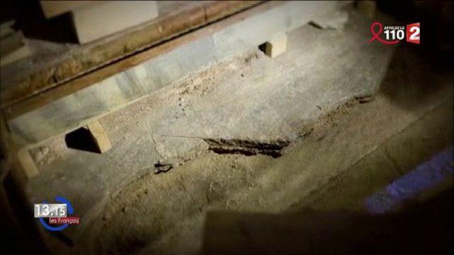 """VIDEO. """"13h15"""". """"J'ai vu qu'il n'y avait rien à voir"""" dans le tombeau du Christ..."""