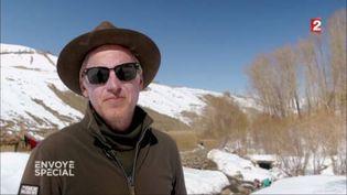 Christoph Zürcher, le fondateur du Bamyan Ski Club (FRANCE 2 / FRANCETV INFO)