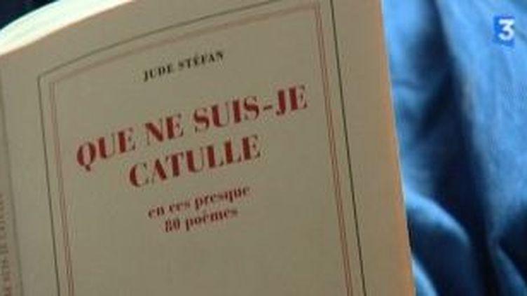 Jude Stéfan, une vie d'écrivain  (Culturebox)