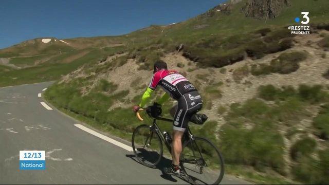 Hautes-Pyrénées : les cyclistes retrouvent le col du Tourmalet