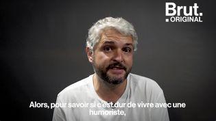 VIDEO. Tout ce que vous ne savez pas sur Pierre-Emmanuel Barré (BRUT)
