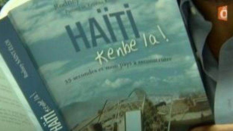Haïti kenbe la! Le nouveau livre de Rodney Saint-Eloi  (Culturebox)