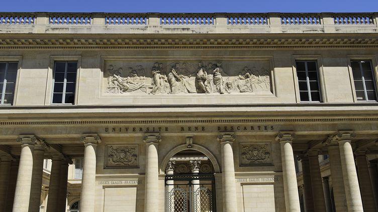 L'université Paris-V (Paris Descartes) appliquera cette réforme dès la rentrée 2018. (YVES TALENSAC / PHOTONONSTOP / AFP)