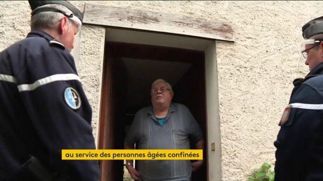 Coronavirus : la solidarité bat son plein avec les personnes âgées