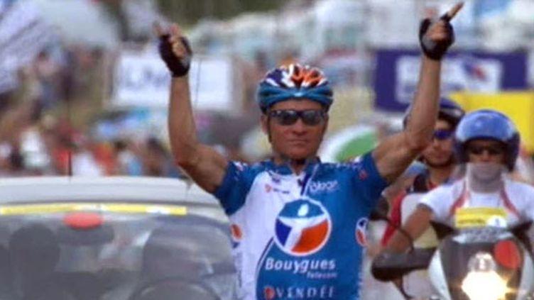 Thomas Voeckler va remettre le maillot tricolore sur la Grande Boucle