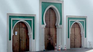 La mosquée de Bayonne (Pyrénées-Atlantiques), le 29 octobre 2019. (IROZ GAIZKA / AFP)