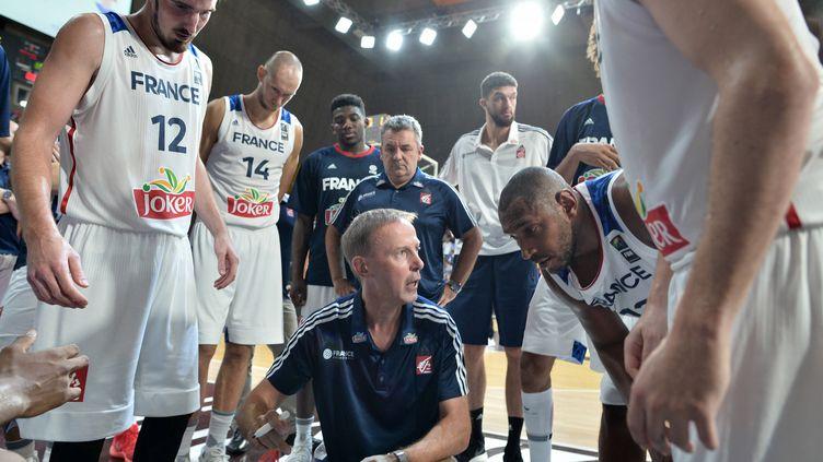 Equipe de France de Basket à l'EuroBasket 2017