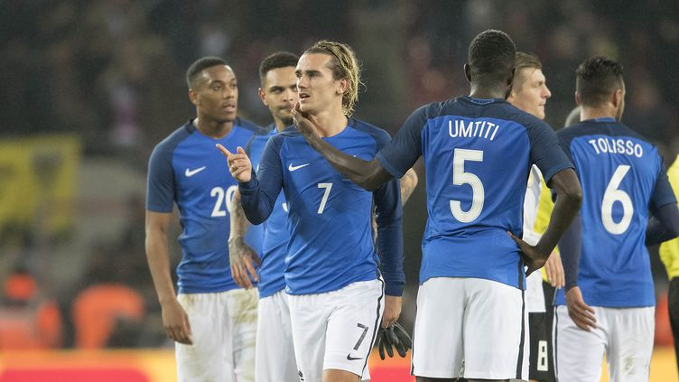 Equipe France Football : Sélection, Résultat Match, Compo