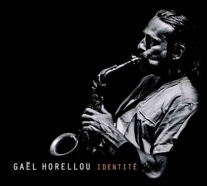 """La jaquette de """"Identité"""", de Gaël Horellou  (Babouk)"""
