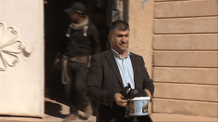 Bartella libérée de Daesh (FRANCEINFO)