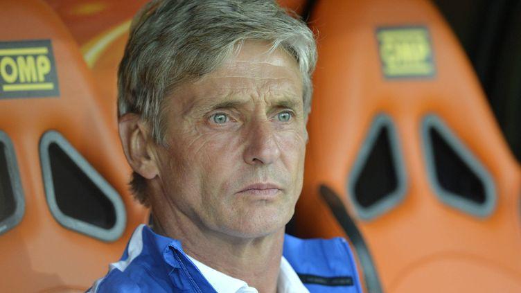 José Riga (FC Metz) (PHILIPPE RENAULT / MAXPPP)