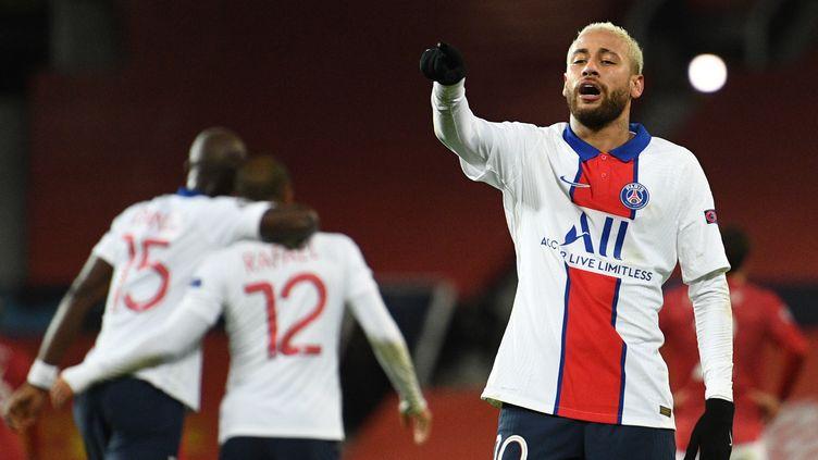 Le but du 3-1 marqué par Neymar change la donne. (OLI SCARFF / AFP)