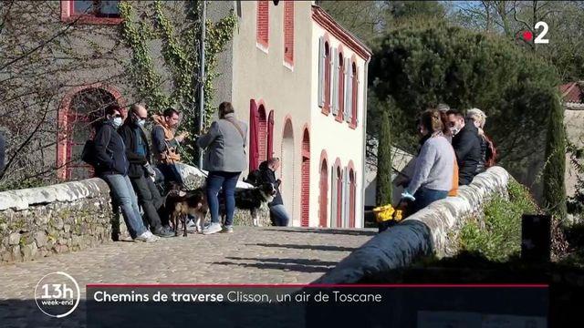 Clisson : un peu d'Italie en Loire-Atlantique