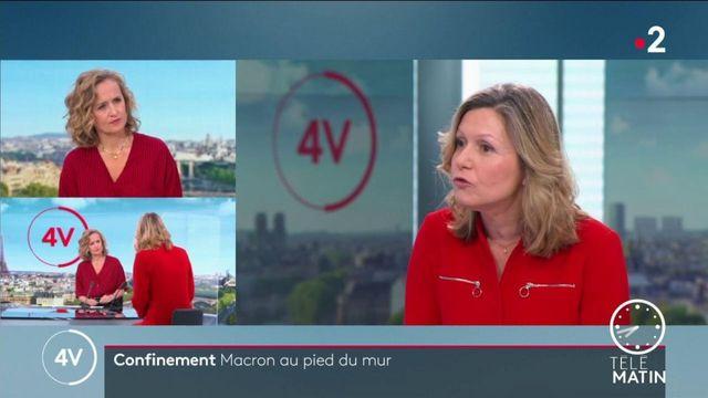 Report des élections régionales: «Le scrutin doit se tenir en juin», estime Yaël Braun-Pivet (LREM)