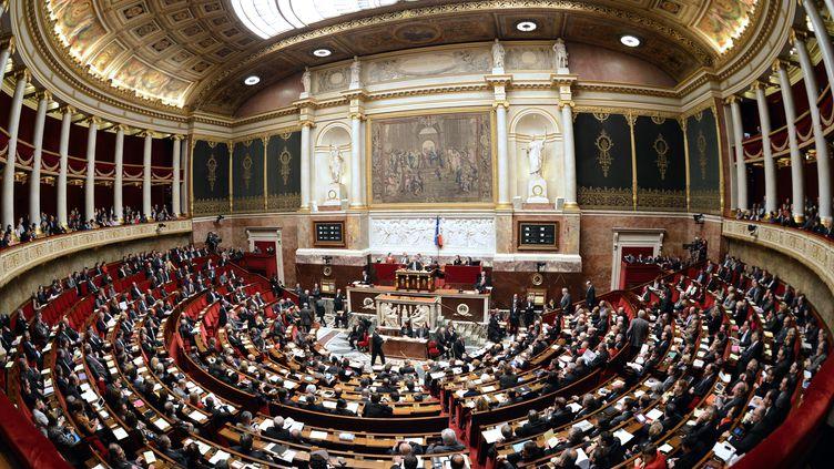 Chaque député reçoit une indemnité de5 770 euros bruts par mois pour couvrir ses frais professionnels. (BERTRAND GUAY / AFP)