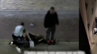 Seine-Saint-Denis : de nouvelles images de l'interpellation à Noisy-le-Grand  (FRANCE 3)