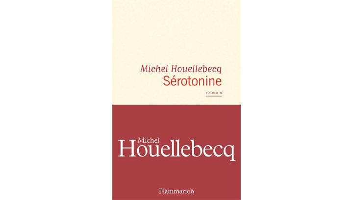 """Couverture de """"Sérotonine"""", de Michel Houellebecq (Flammarion, 2019) (EDITIONS FLAMMARION)"""