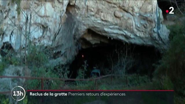 Ariège : l'expérience de confinement extrême dans une grotte s'achèvera samedi 24 avril