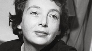 Marguerite Duras  (Roger-Viollet/photo Boris Lipnitzki  )