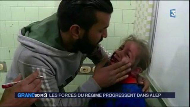 Syrie : un enfer quotidien à Alep