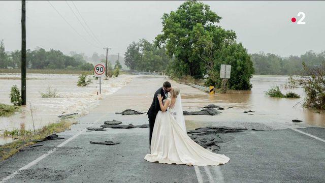 Photo Hebdo : des cadavres plastifiés, une vue de rêve à Rio et un mariage pluvieux