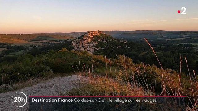 Tarn : voyage au village de Cordes-sur-Ciel (2)