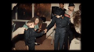 """Extrait de """"Leaving Neverland""""  (Capture d'écran YouTube)"""