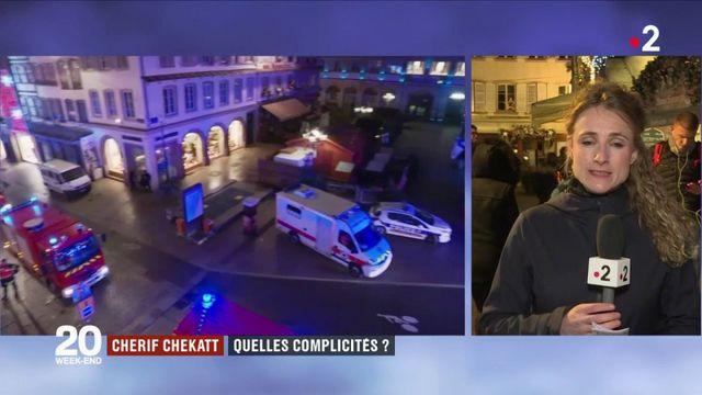 Attentat à Strasbourg : sept personnes mises en garde à vue dans l'entourage de Cherif Chekatt