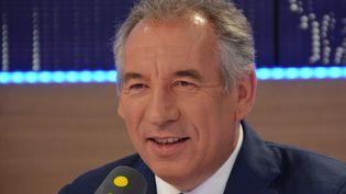 François Bayrou, maire de Pau et président du MoDem. (RADIO FRANCE / JEAN-CHRISTOPHE BOURDILLAT)