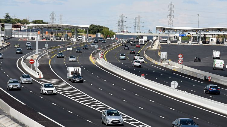 L'autoroute A9. (Photo d'illustration) (MAXPPP)