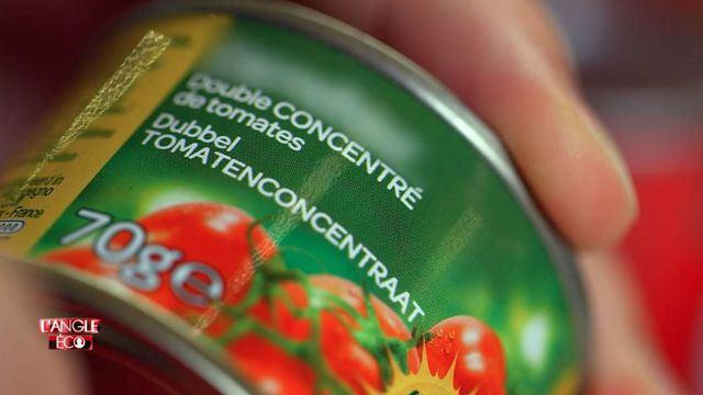 "VIDEO. ""L'Angle éco"". Tomates chinoises dans sauce italienne"
