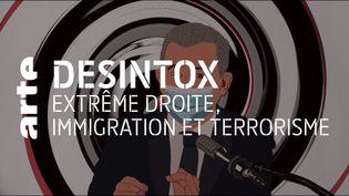 Terrorisme : non il n'y a pas trois quart d'attentats commis par des gens de nationalité française depuis 2015 (ARTE/2P2L)