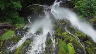 Pays de Galles : la cascade de Pistyll Rhaeadr, le rendez-vous des amoureux (France 2)