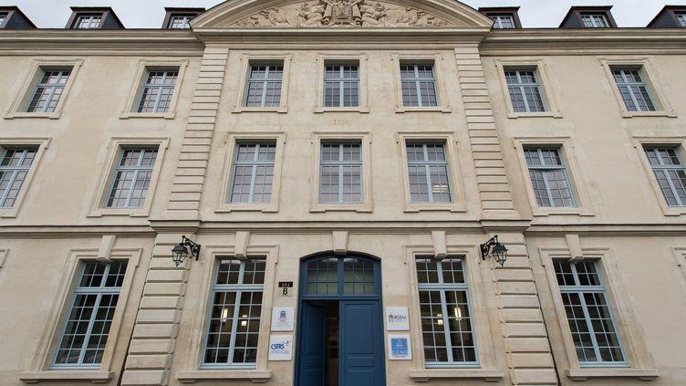 L'Institut national des hautes études de la sécurité et de la justice, à Paris. (INHESJ)